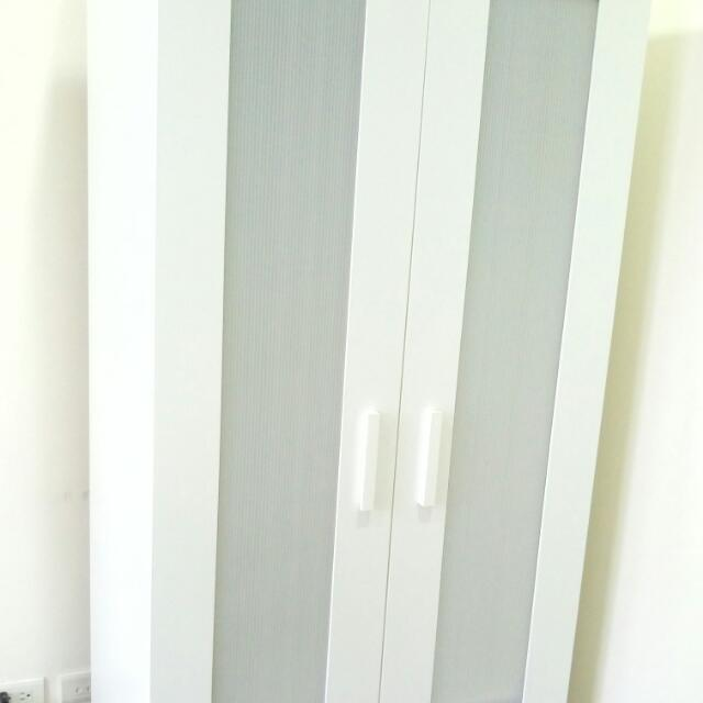 IKEA全新衣櫥(已組裝完成未使用過)