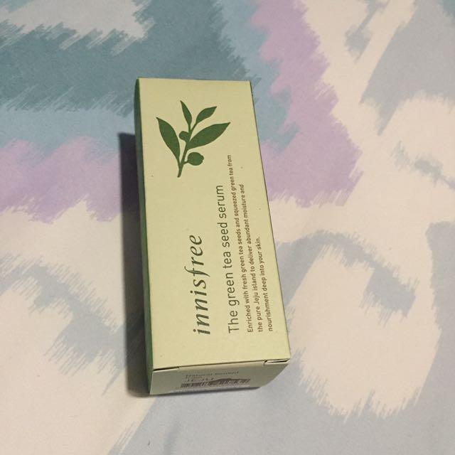 Innisfree Green Tea Seed Serum (80 ml)