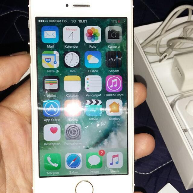 Iphone 5s 32gb Ori Inter 100%