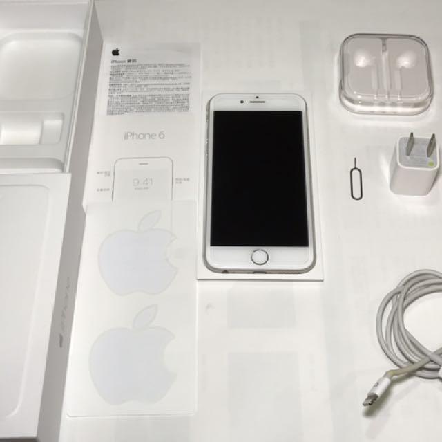 iPhone 6(64G)九成新