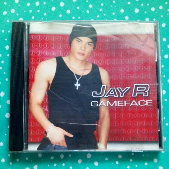 Jay R Original Gameface CD Album