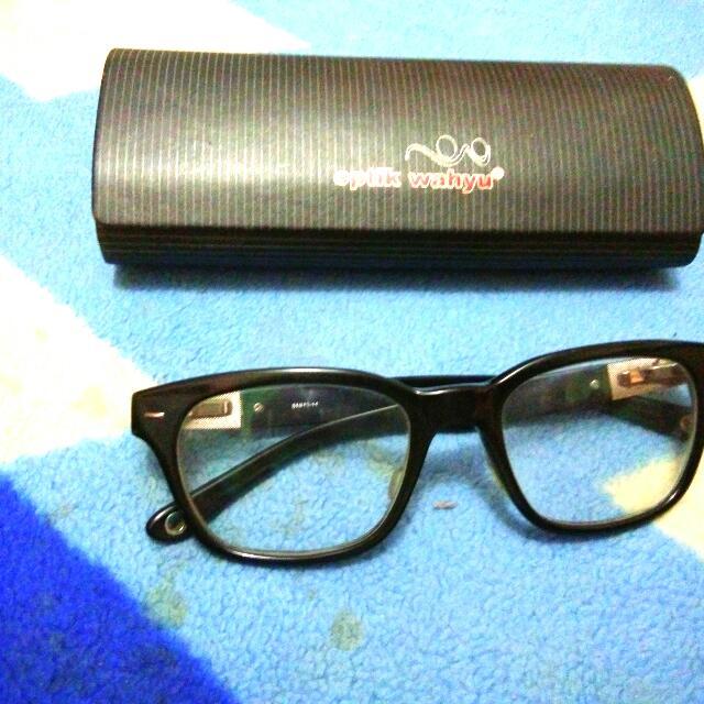 Kaca Mata Silinder 0.75