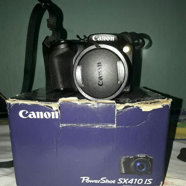 Kamera Canon SX410 IS