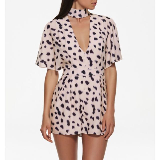 f4ac97bdfe Kendall and Kylie Forever New Collection Playsuit