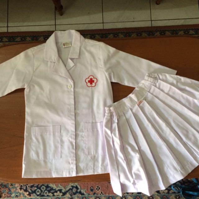 78+ Gambar Baju Dokter Kecil Kekinian
