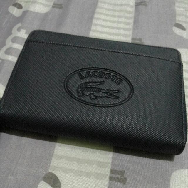 Lacoste Wallet (Navy Blue)