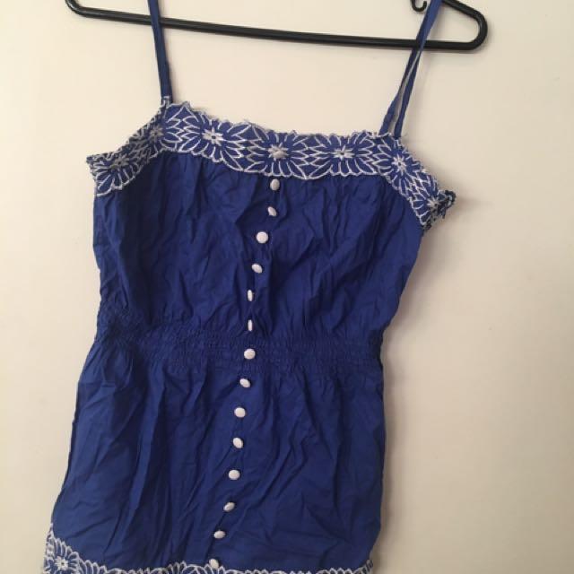 Lovely Girl Brand Size Small (8) Tee/shirt/singlet