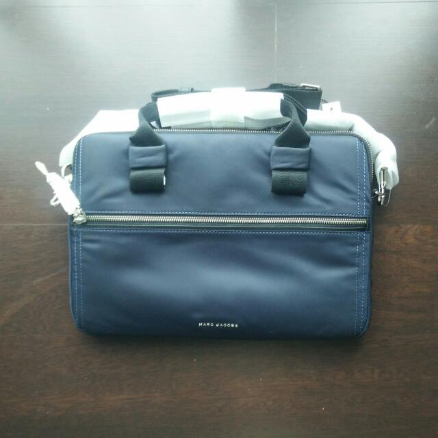 "Marc Jacobs Easy Tech 13"" Commuter Case/Laptop Bag"
