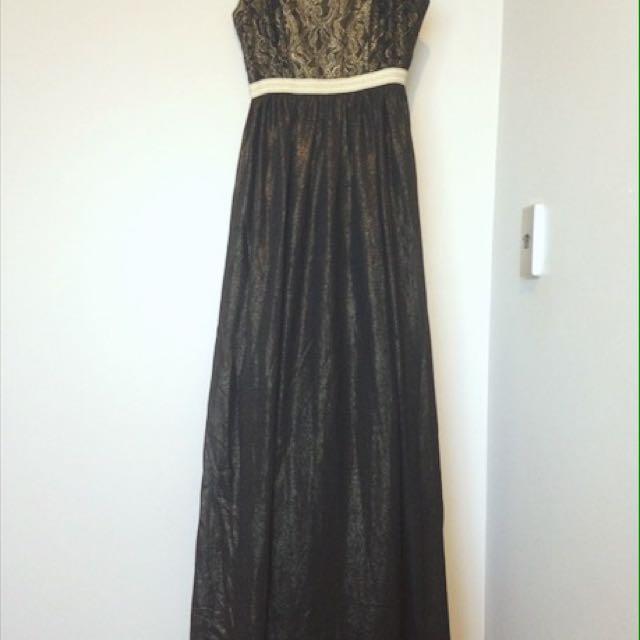 Maxi Ball Dress