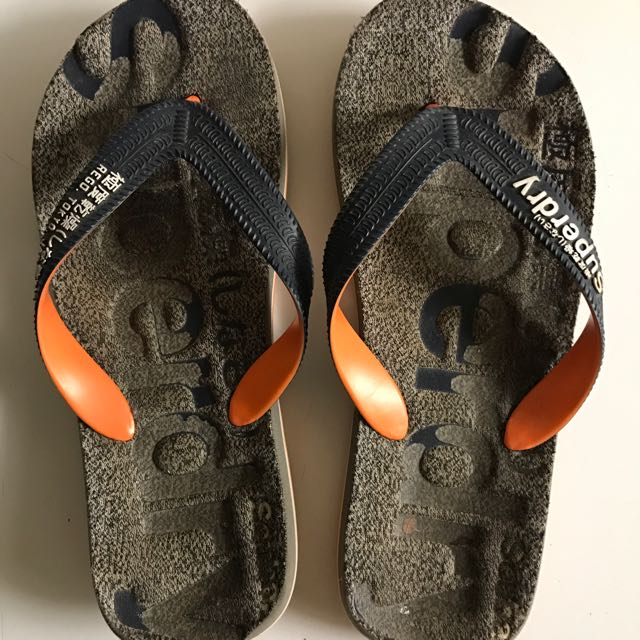Mens Superdry Scuba Special Edition Thong, Sandal, Flipflop