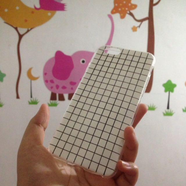 Monotiles White Case Iphone 6/6s