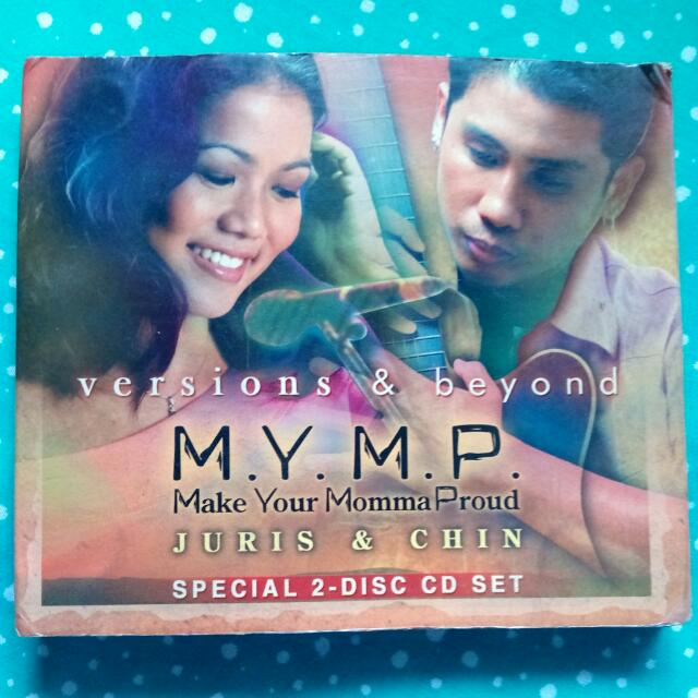 M.Y.M.P Original CD Album