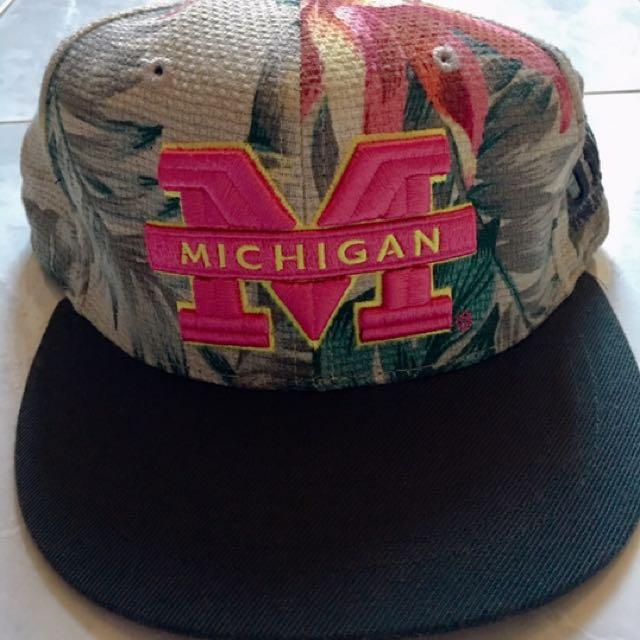 NCAA Michigan Cap