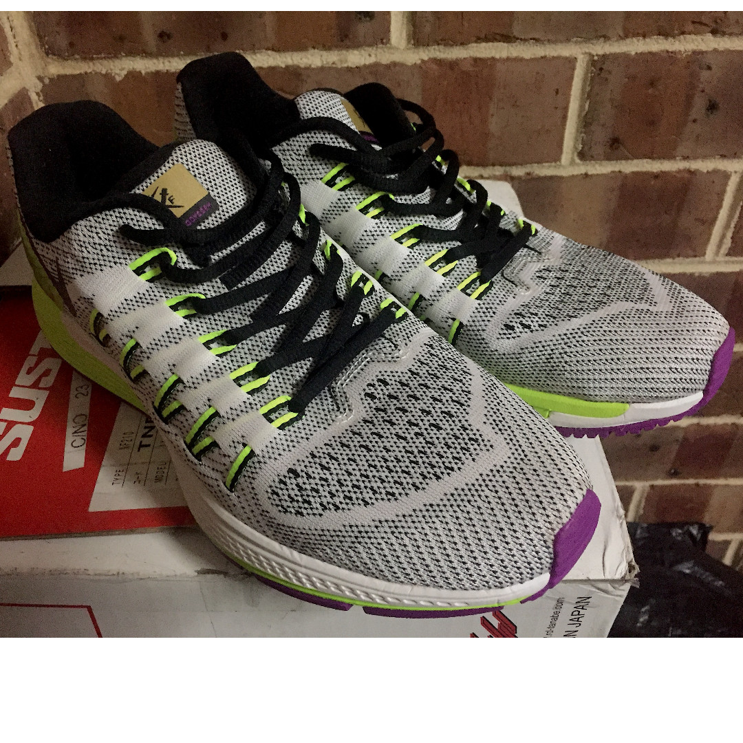 Nike Air Zoom Odyssey US9 Running Mens New Shoes Sneakers