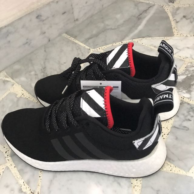separation shoes 7f484 673ba Adidas NMD R2 Tokyo Limited Edition, Men s Fashion, Footwear on Carousell