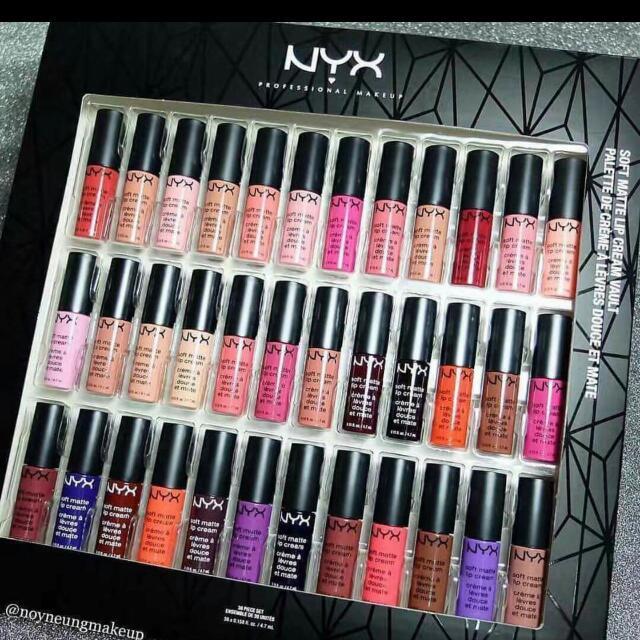 Nyx Lip Cream Lipstick