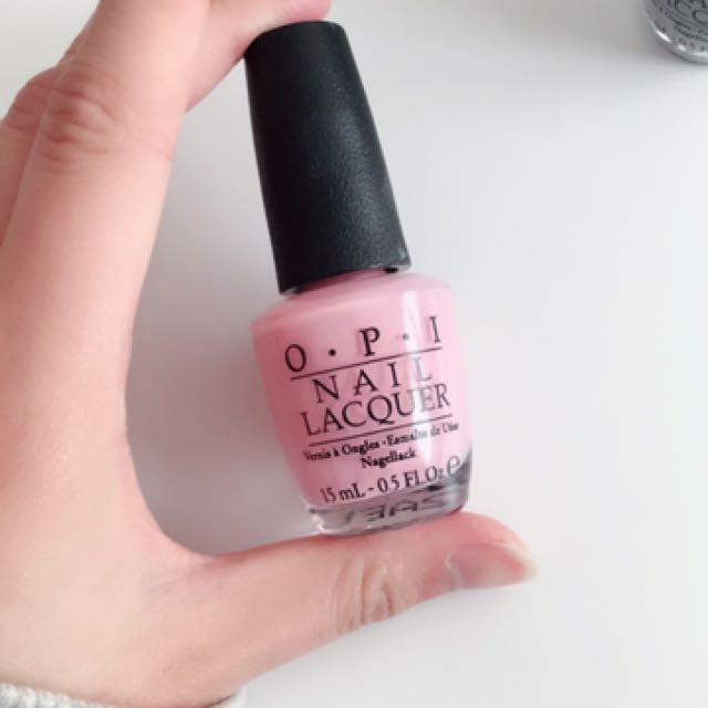 OPI Pink Friday Nail Polish