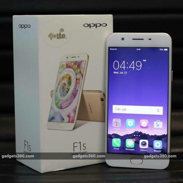Oppo F1s Upgrade (GOLD)