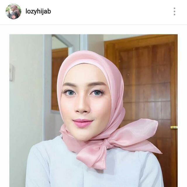 Organza Hijab