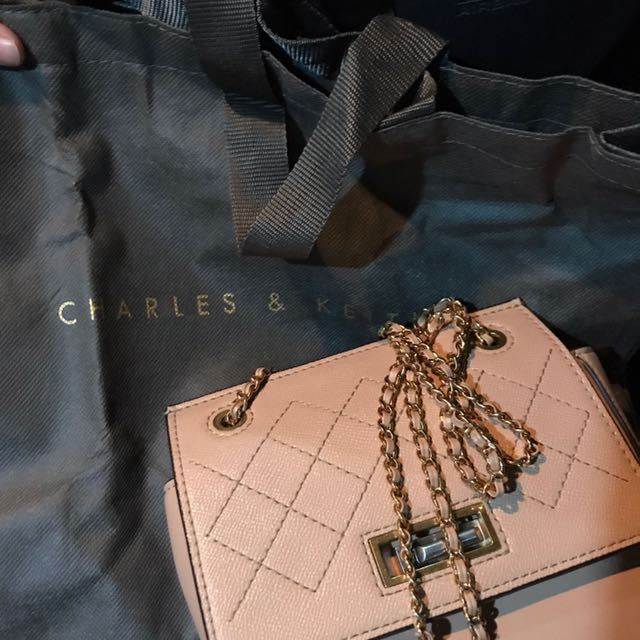 Original Charles & Keith Slingbag