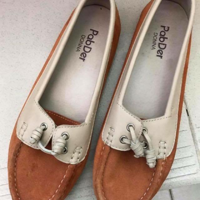 Pabder shoes size 8