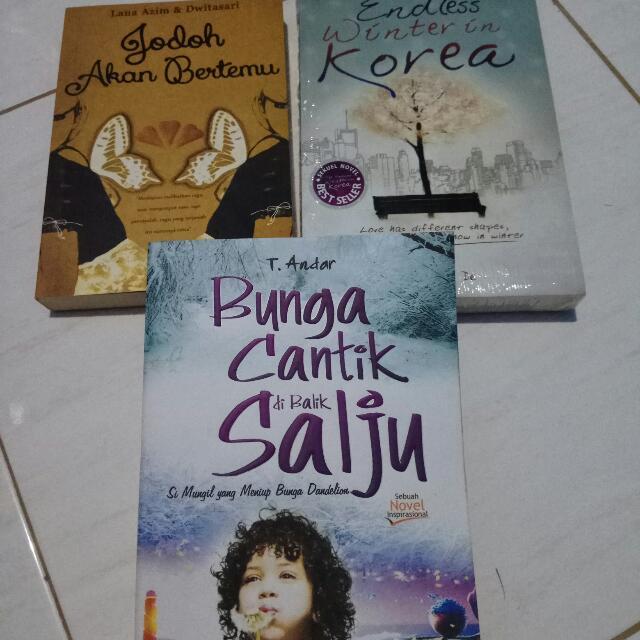 Paket Novel Kopri 3