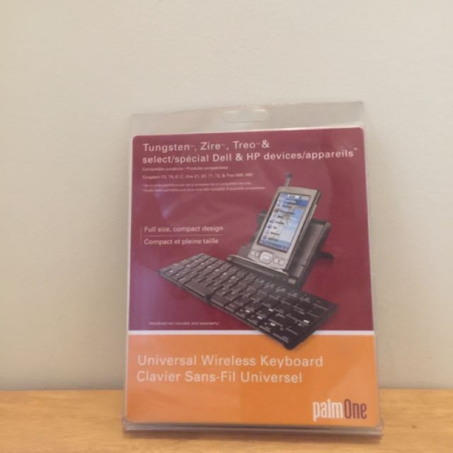 Palm Universal Wireless (Infrared) Keyboard