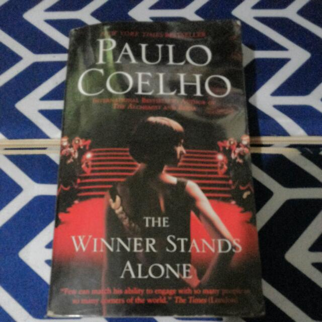 Paulo Coelho Book Winner Stands Alone (Used)