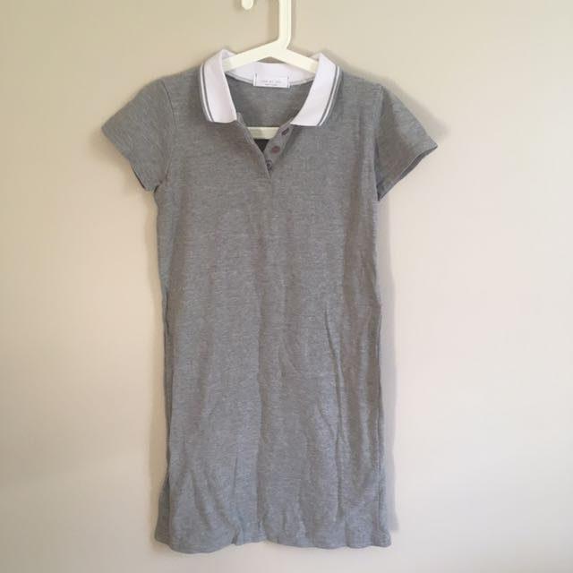 Polo T-Shirt Dress