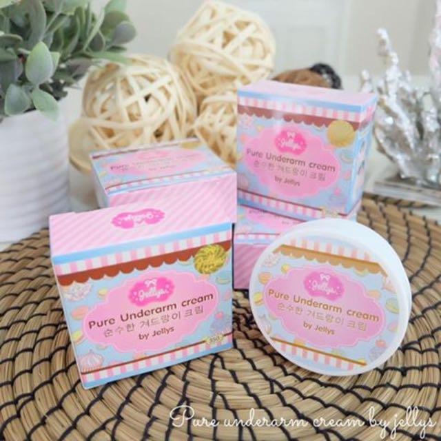 Pure Jellys Underarm Cream