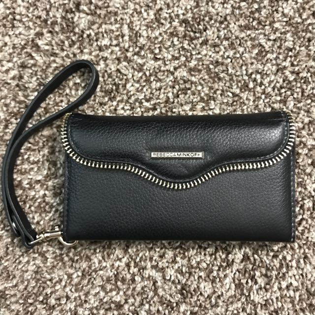 RebeccaMinkoff Iphone 6/7 Case Wallet