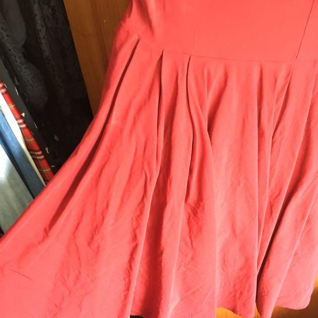 Red Dress Asos