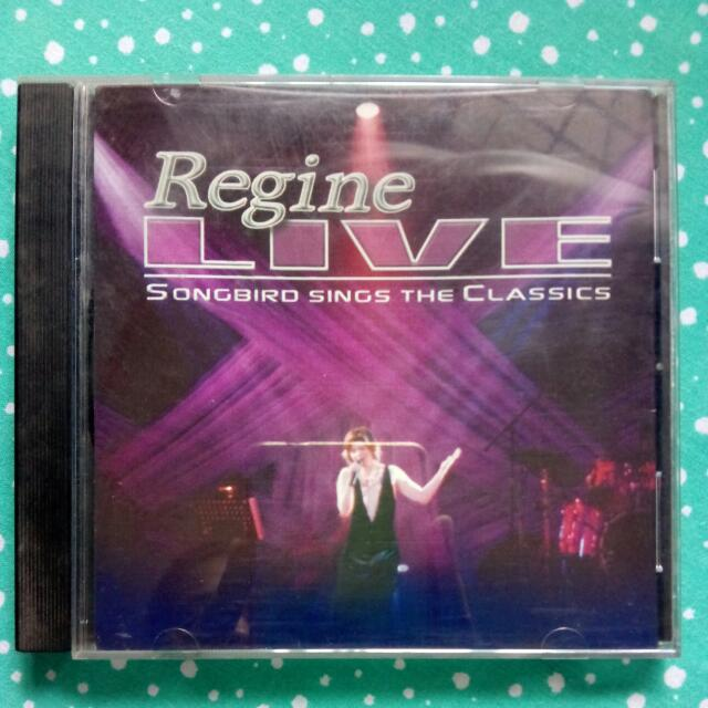 Regine Velasquez Original CD Album