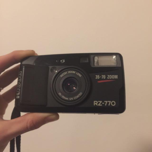 Ricoh 35mm Camera