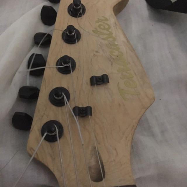 Rj Electric Guitar