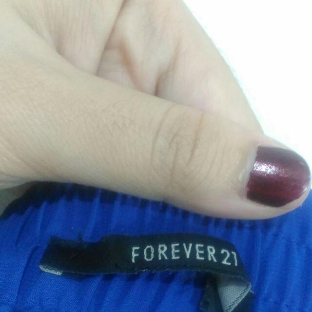 Rok Pendek Forever 21