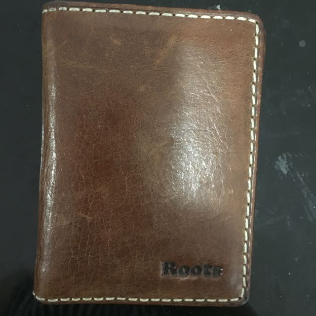 Root Card Case Wallet