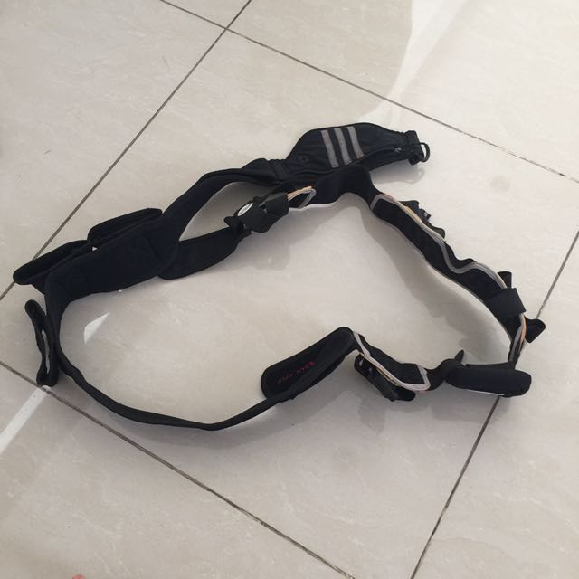 Running Belt Fuel Belt Body Bag Waist Bag Tas Lari Olahraga