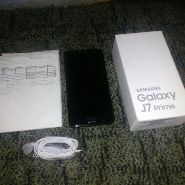 Samsung J7 Prime Black