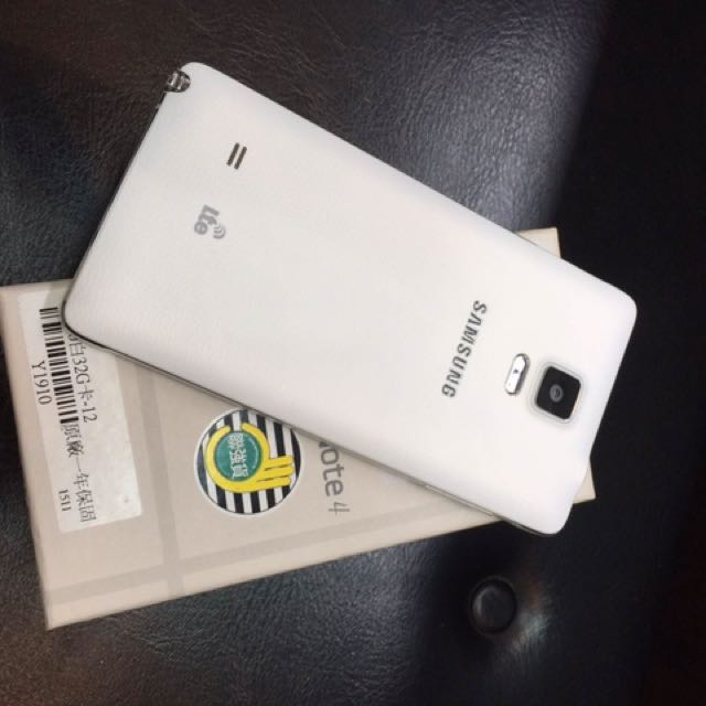 Samsung Note4. 99% Like New