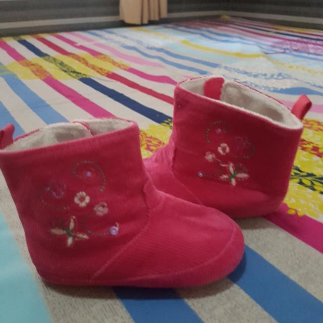Sepatu Boot Anak Mothercare 13cm