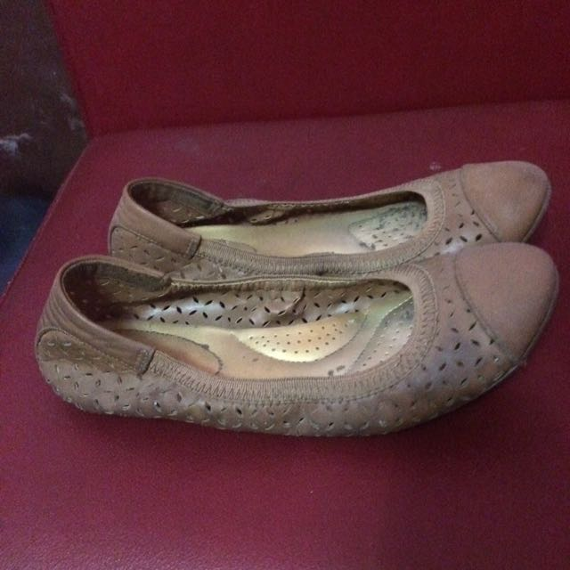 Sepatu Flat / Flat Shoes Deflex Comfort Payless