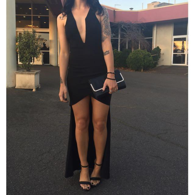 Size 10 Black Dress
