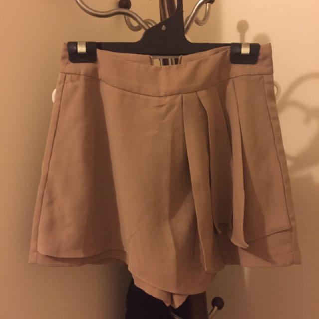 Size 6 Skort- Shorts