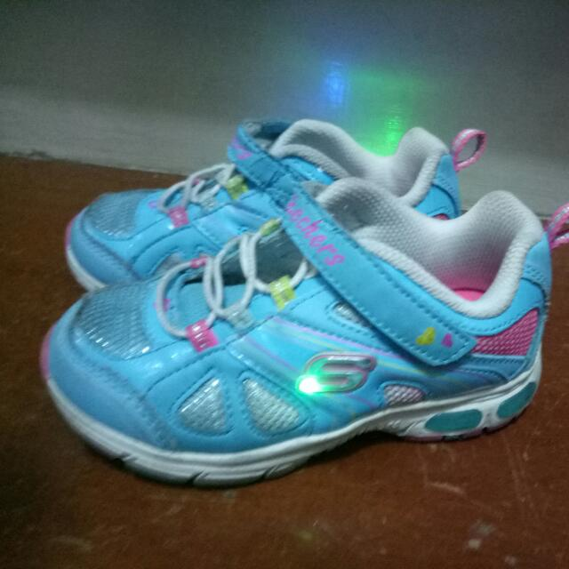 Skechers Lights Shoes