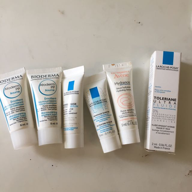 Skin Care Minis Bundle
