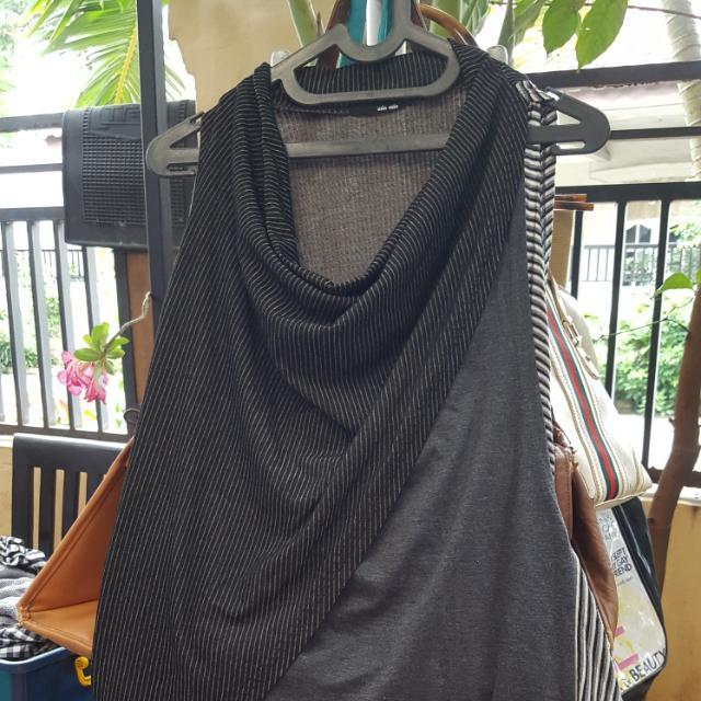 Sleeveless Black Dress / Summer Dress/ Dress Hitam