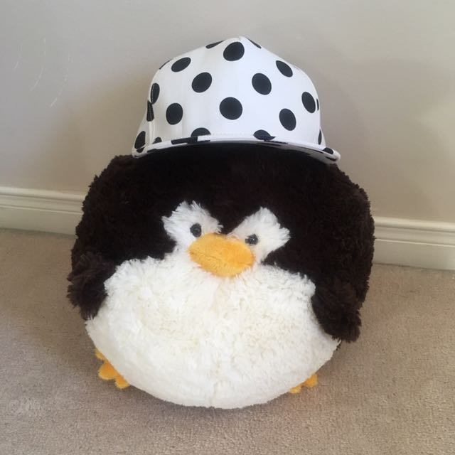 Stylenanda Polka-Dot Hat
