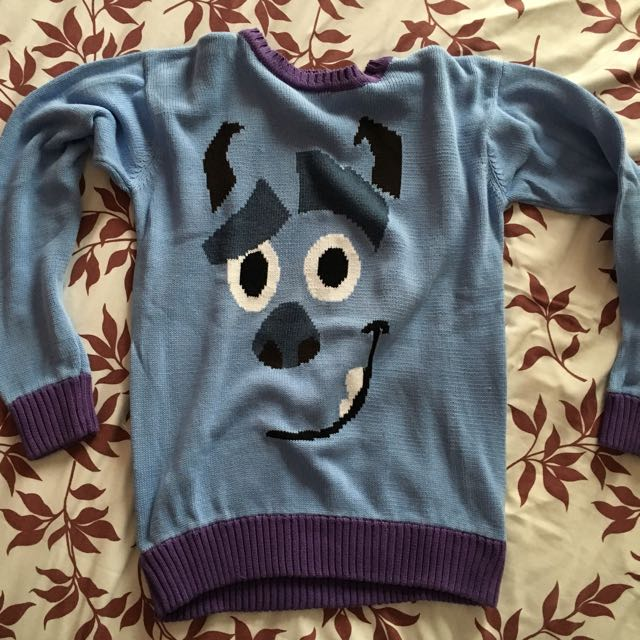 Sulley Knit Sweater (Amore Knitwear)