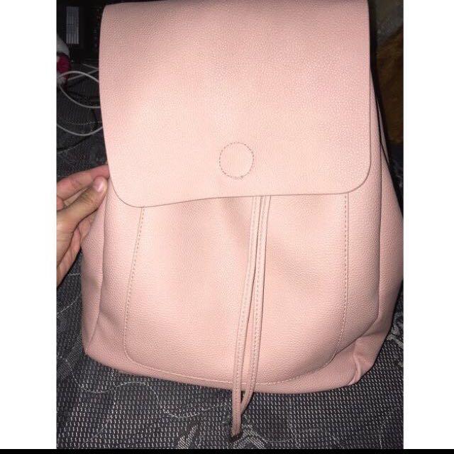 Tas Backpack New Look